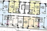 1-комнатная квартира, 44 кв.м., 5/7 этаж, новостройка
